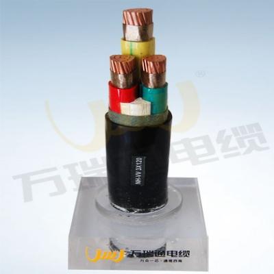 万瑞通0.6/1kV聚氯乙烯绝缘聚氯乙烯护套电力电缆