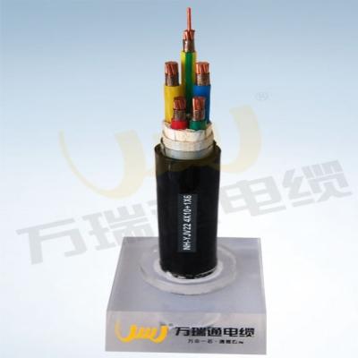 万瑞通450/750V及以下聚氯乙烯绝缘(屏蔽)电缆(电线)